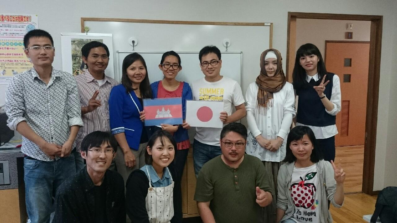福岡で国際料理交流会を定期開催!