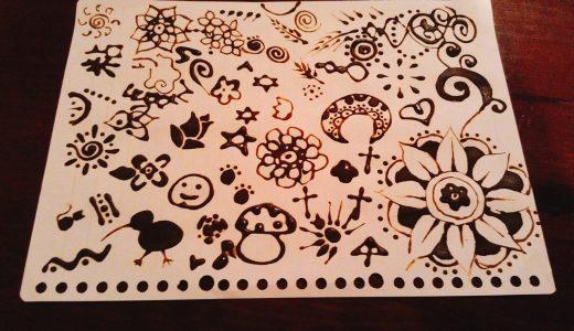 ヘナタトゥーで初心者も簡単に描けるコツとデザインまとめ