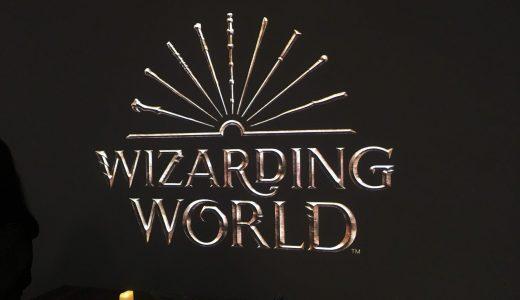 魔法ワールドCAFE キャナルシティ博多店に行ってきた感想。USJに行く前に行っとこう!